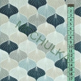 Cibule   cibulky barevné - šedo-béžová látka - dekorační metráž - bavlna  empty e978f3b8670
