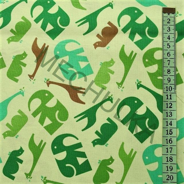 Safari Zvirata Jednoduche Kresby Zbytek 0 98 M Zelena Latka Metra