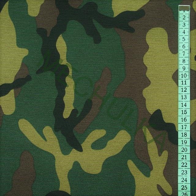 Maskáč   maskáčovina silné plátno š. 280 cm - tmavě zeleno-hnědá látka -  volnočasová metráž f4891c0376d