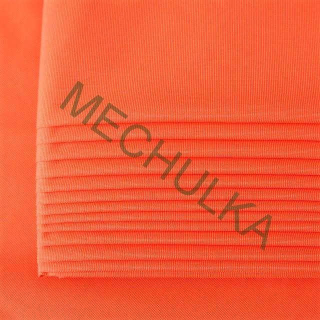 2962ba6720e5 Šusťákovina se zátěrem Oranžová HLADKÁ