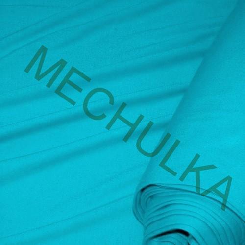 Bavlněný úplet - oboulícní látka - metráž - tyrkysový modrý 0c4c5c1e451