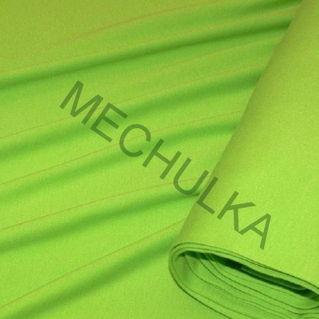 Bavlněný úplet - oboulícní látka - metráž - světle zelený 14237d70510
