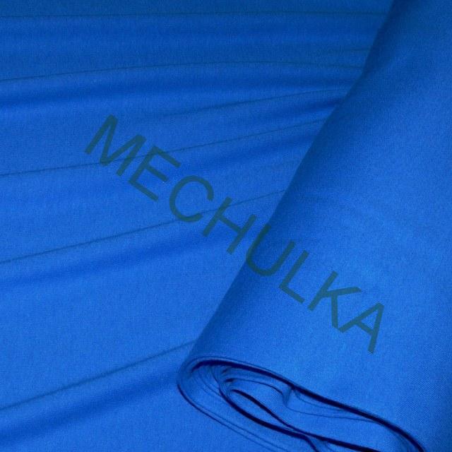 Bavlněný úplet - oboulícní látka - metráž - královsky modrý 25a07fe8af