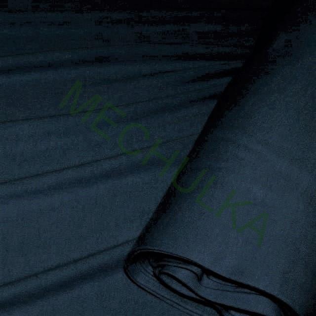 Bavlněný úplet - oboulícní látka - metráž - tmavě modrý e4248518085